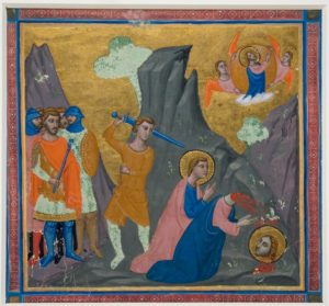Martyrdom of James the Greater